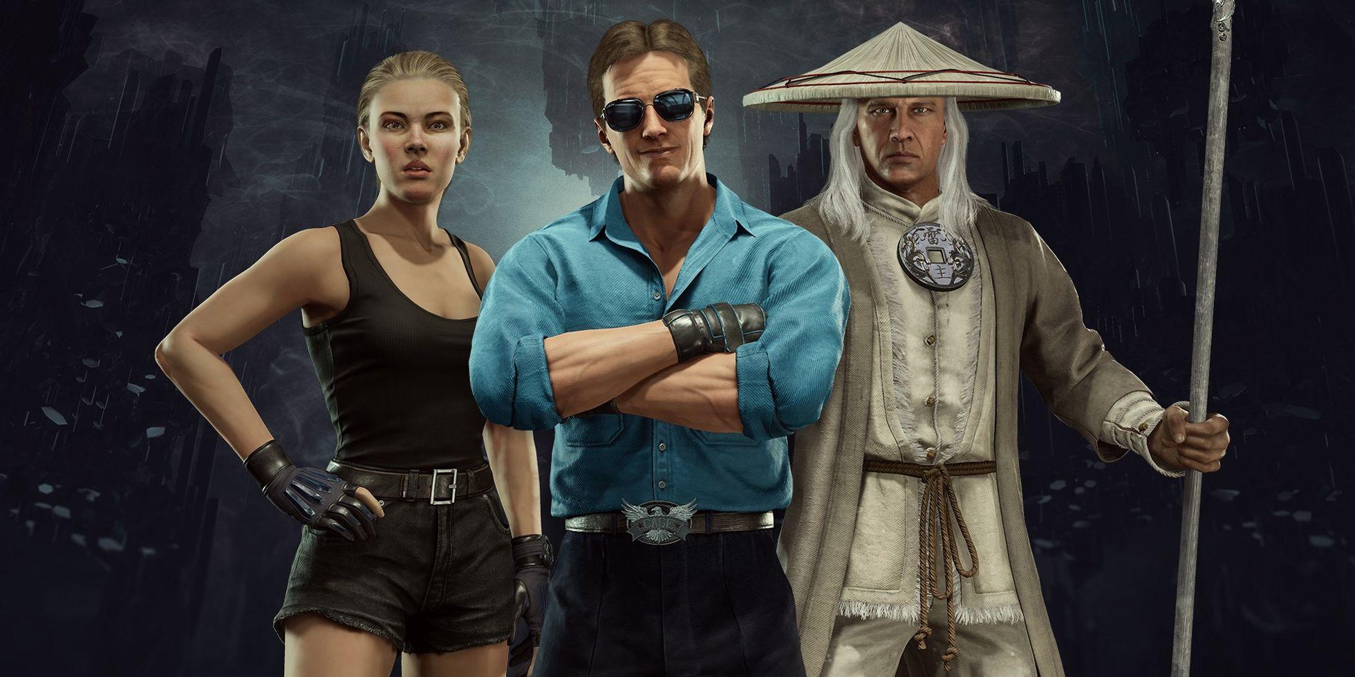 Why Mortal Kombat 11's DLC Is Ending   Screen Rant