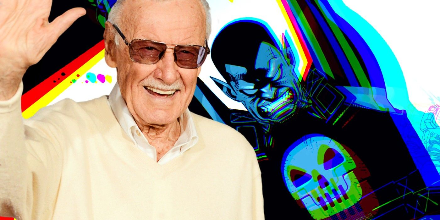 Stan Lee s First Superhero Became a Bloodthirsty Captain America