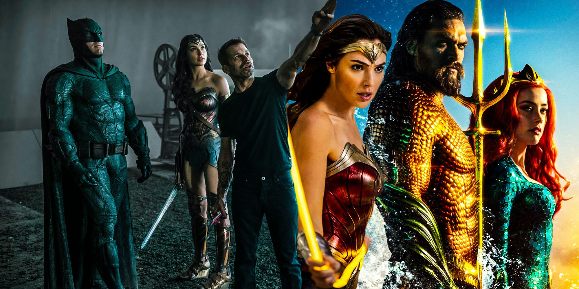 How Zack Snyder's DC Films Compare to Other DCEU Movies on Rotten Tomatoes