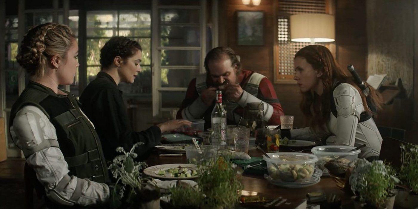 Kevin Feige Reveals His Favorite Black Widow Scene | Screen Rant