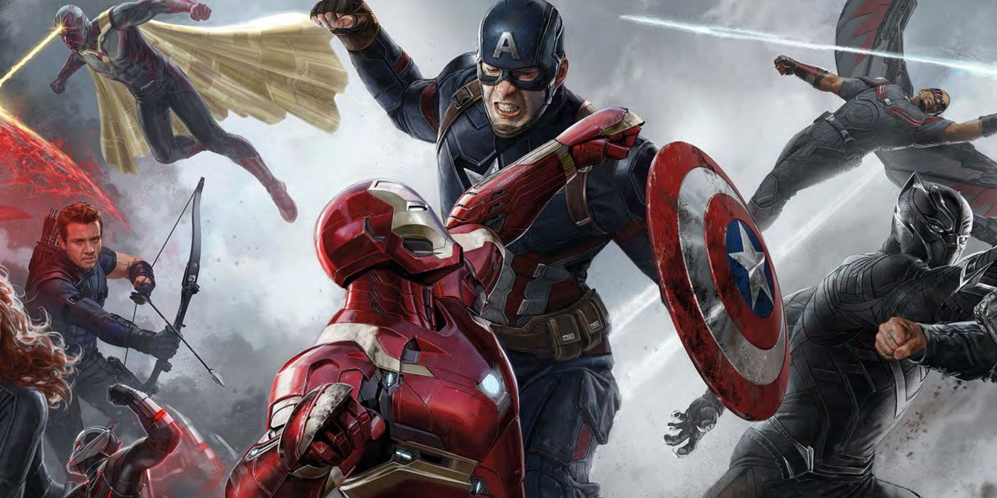 Marvel Explains The Real Difference Between Iron Man & Captain America