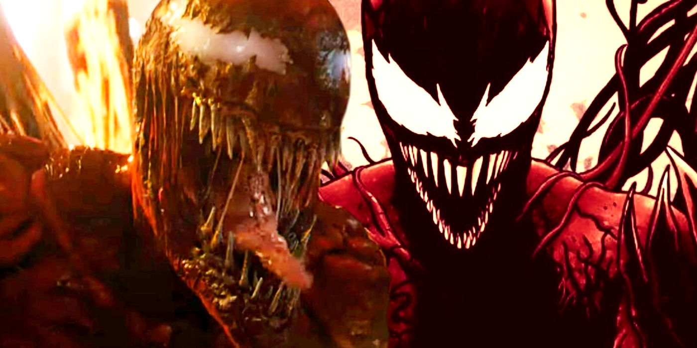Carnage has the most negligible chances of appearing in MCU Disney+ Shows because of its dangerous psychopathic demonic nature.