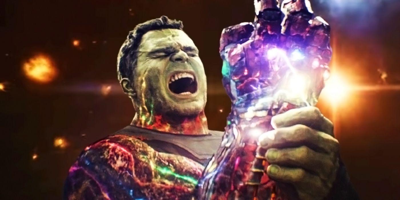 Eternals Suggests Hulk's Snap Was Harder Than Thanos'