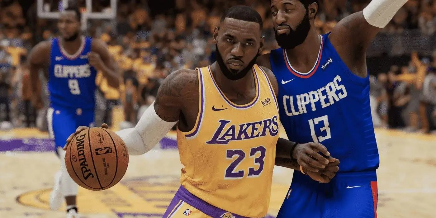 NBA 2K22's New-Gen Gameplay Revealed Just Two Weeks Ahead Of Release