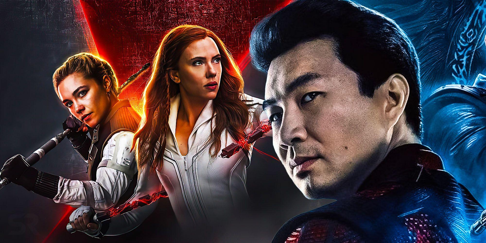 Shang-Chi Reportedly Helped Scarlett Johansson Win Black Widow Lawsuit