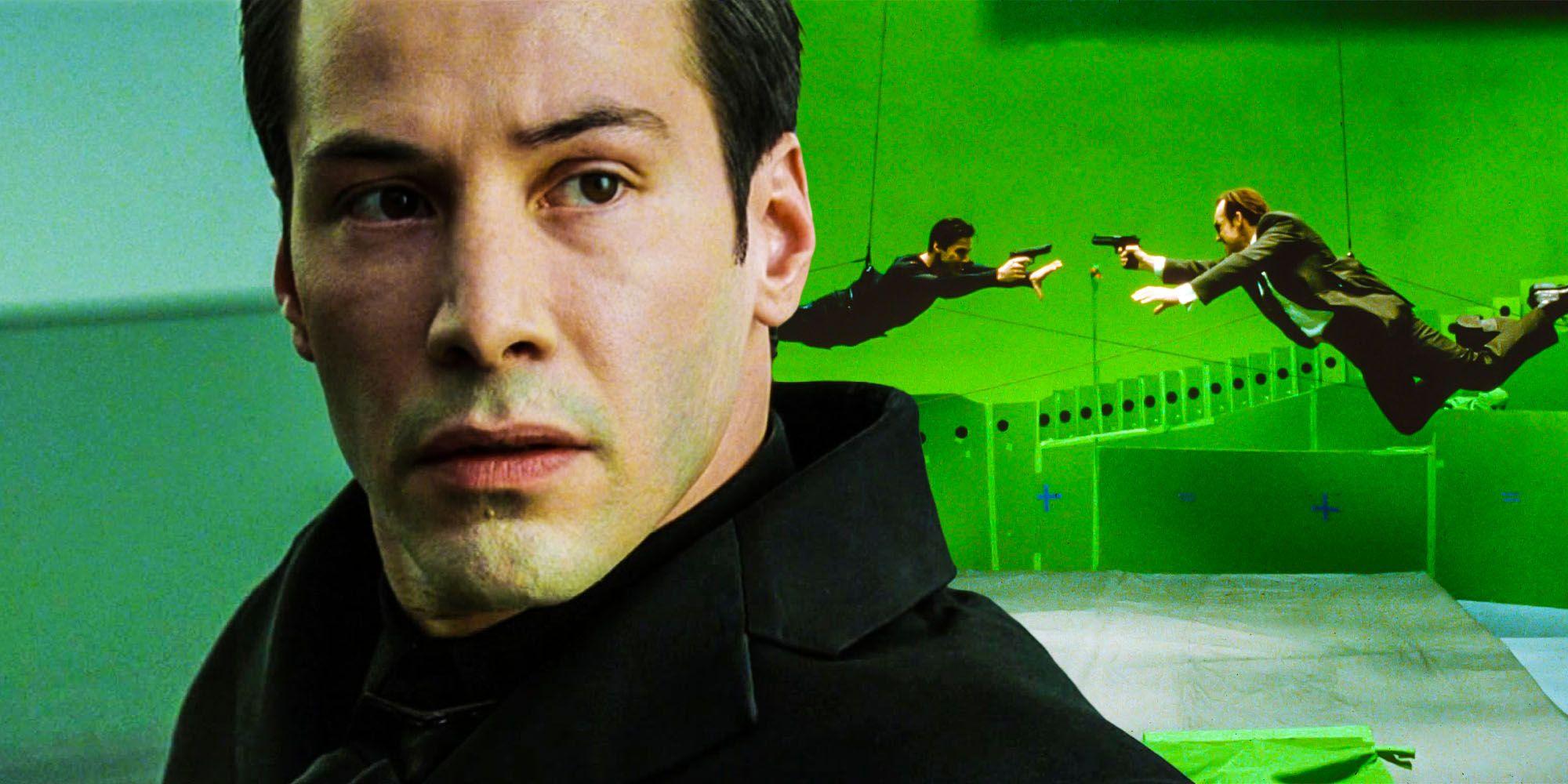 The Matrix 4 Plot Rumors: Lambert Wilson as The