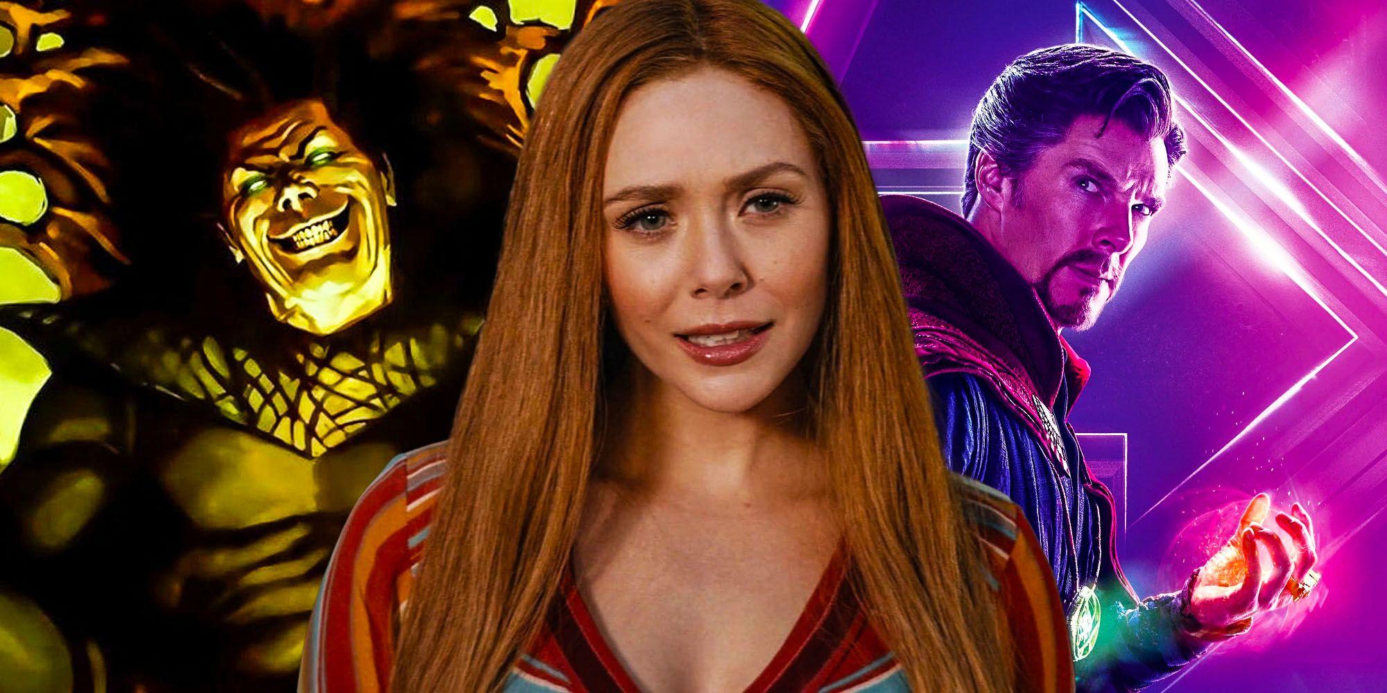 WandaVision Made Wanda Nightmare Before His Doctor Strange 2 Role