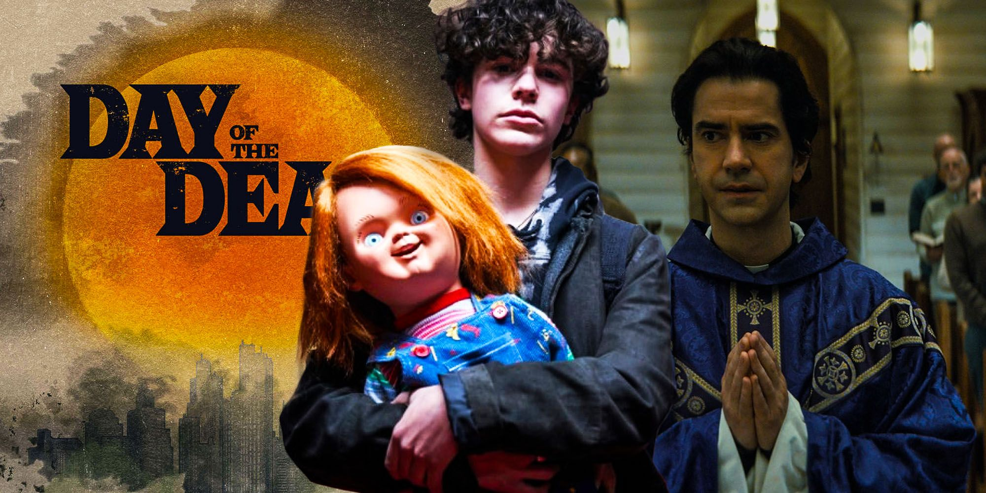 Every Upcoming Horror TV Show Releasing Fall 2021   Screen Rant - Screen Rant
