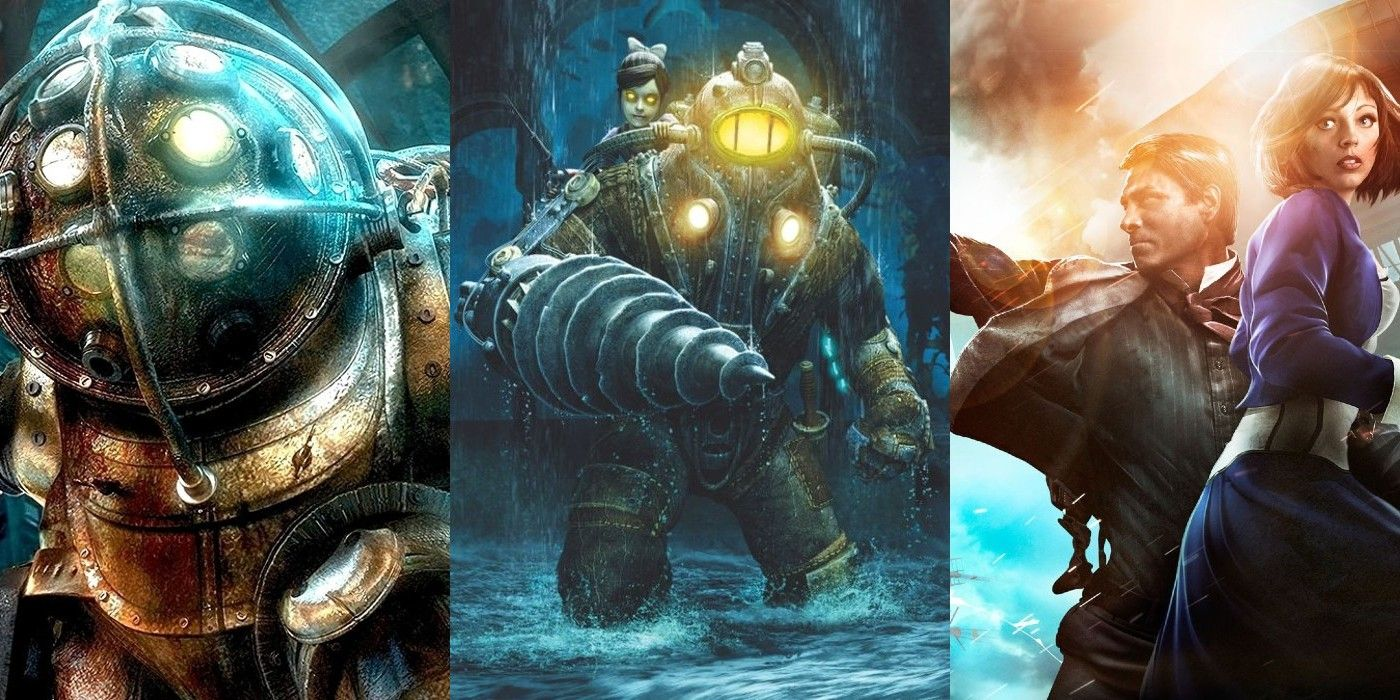 How Long It Takes To Beat Every BioShock Game Back-To-Back