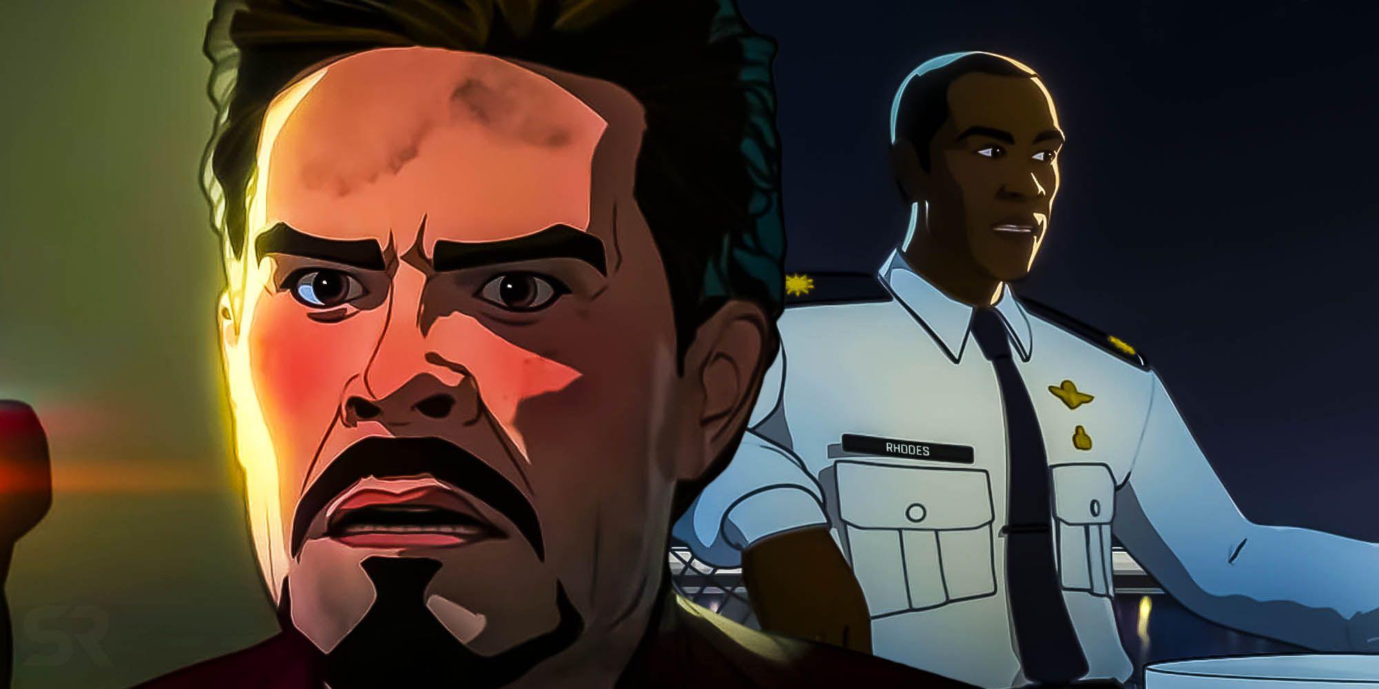 What If's Iron Man Murder Made The MCU's War Machine Treatment Even Worse