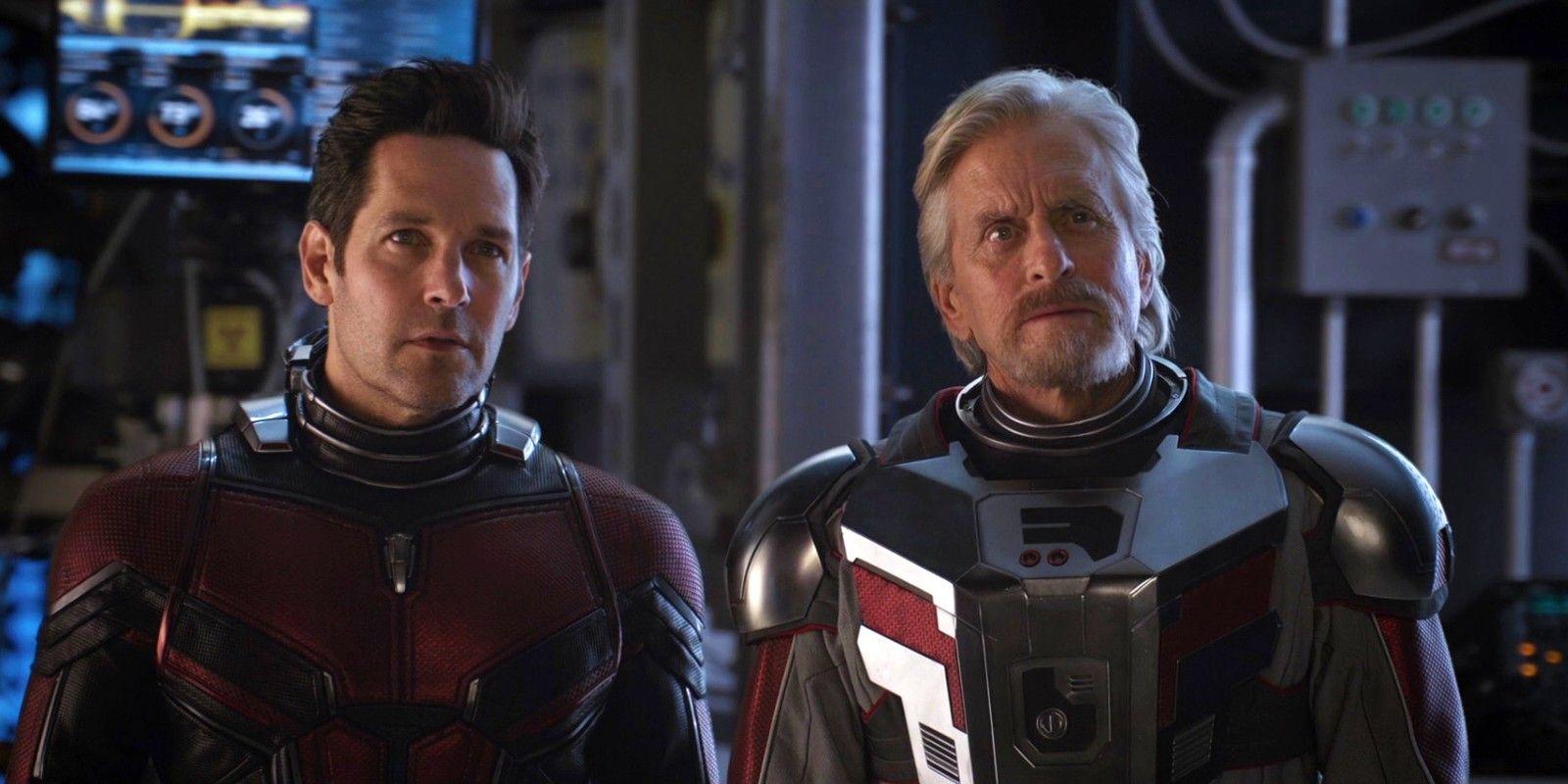 Ant-Man 3 Director Hypes Up Marvel Film On Michael Douglas' Birthday