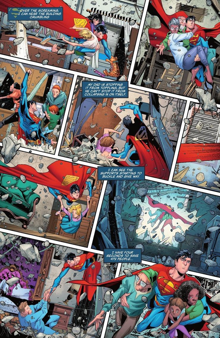 DC: Superman Comic Rectifies Joss Whedon's Justice League Mistake