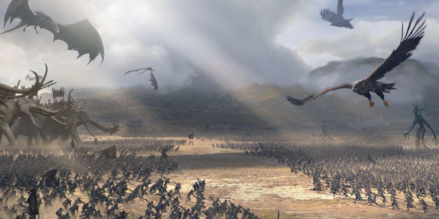 How to Fight a Mock Battle in The Lord of the Rings: Rise to War