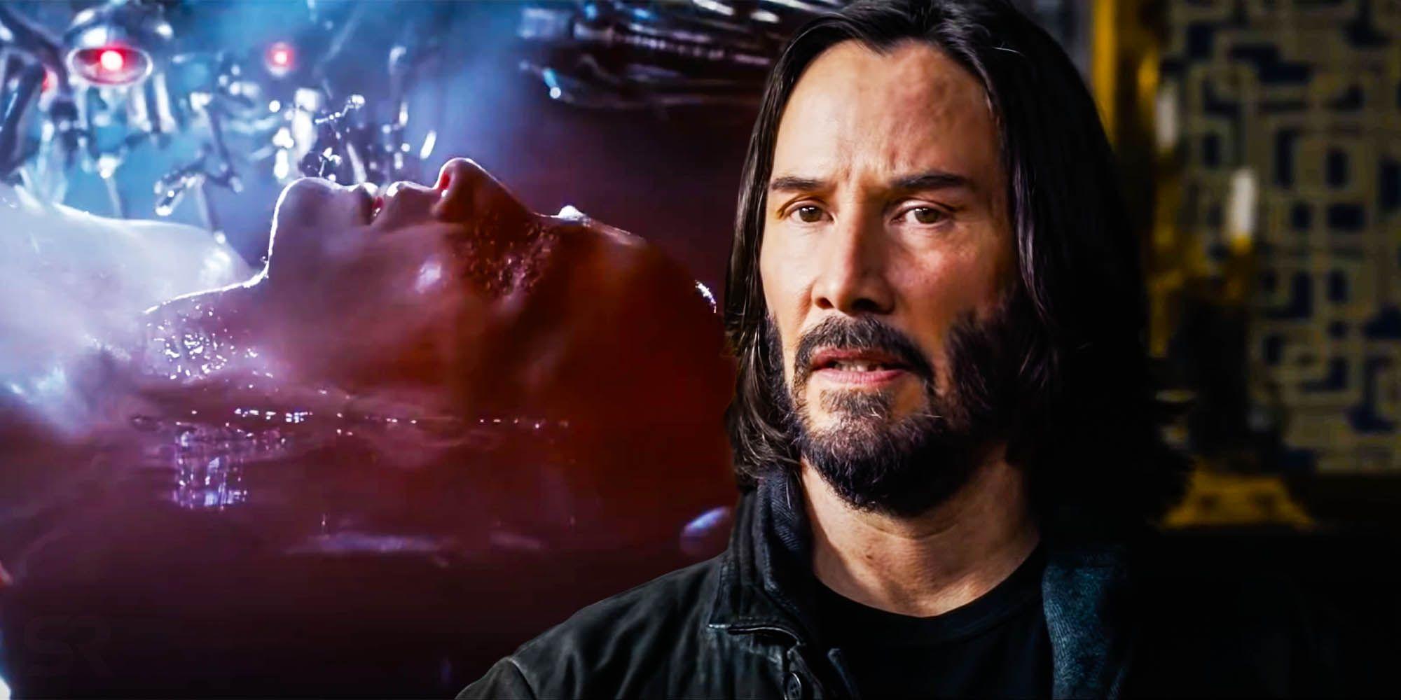 The Matrix 4 Trailer Secretly Confirms How Neo Is Resurrected - Screen Rant