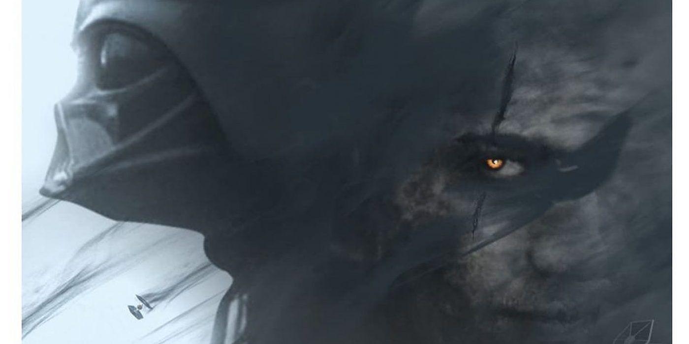 Hayden Christensen's Darth Vader Arrives in Ahsoka Show Fan Poster