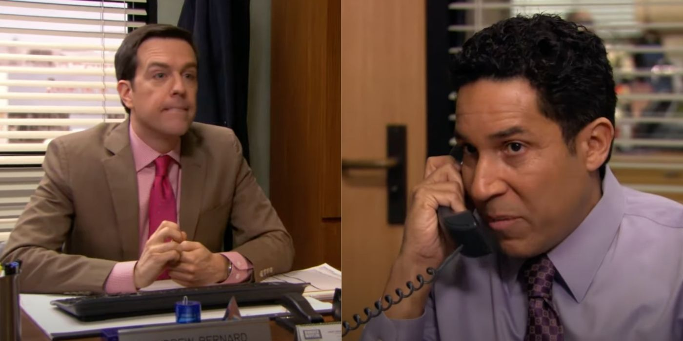 Andy and Oscar