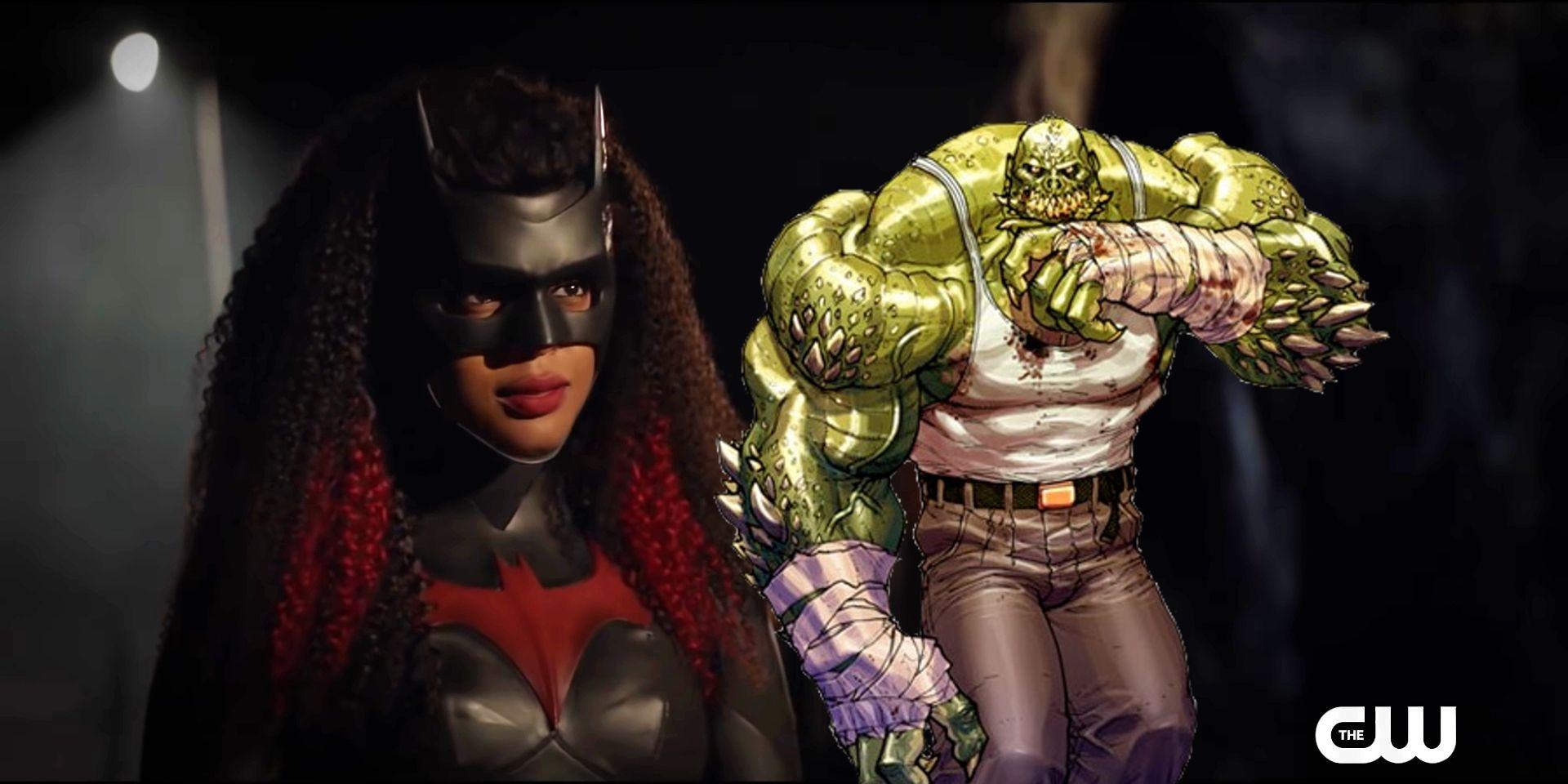 Batwoman Season 3 Episode 2 Synopsis Confirms Killer Croc Appearance