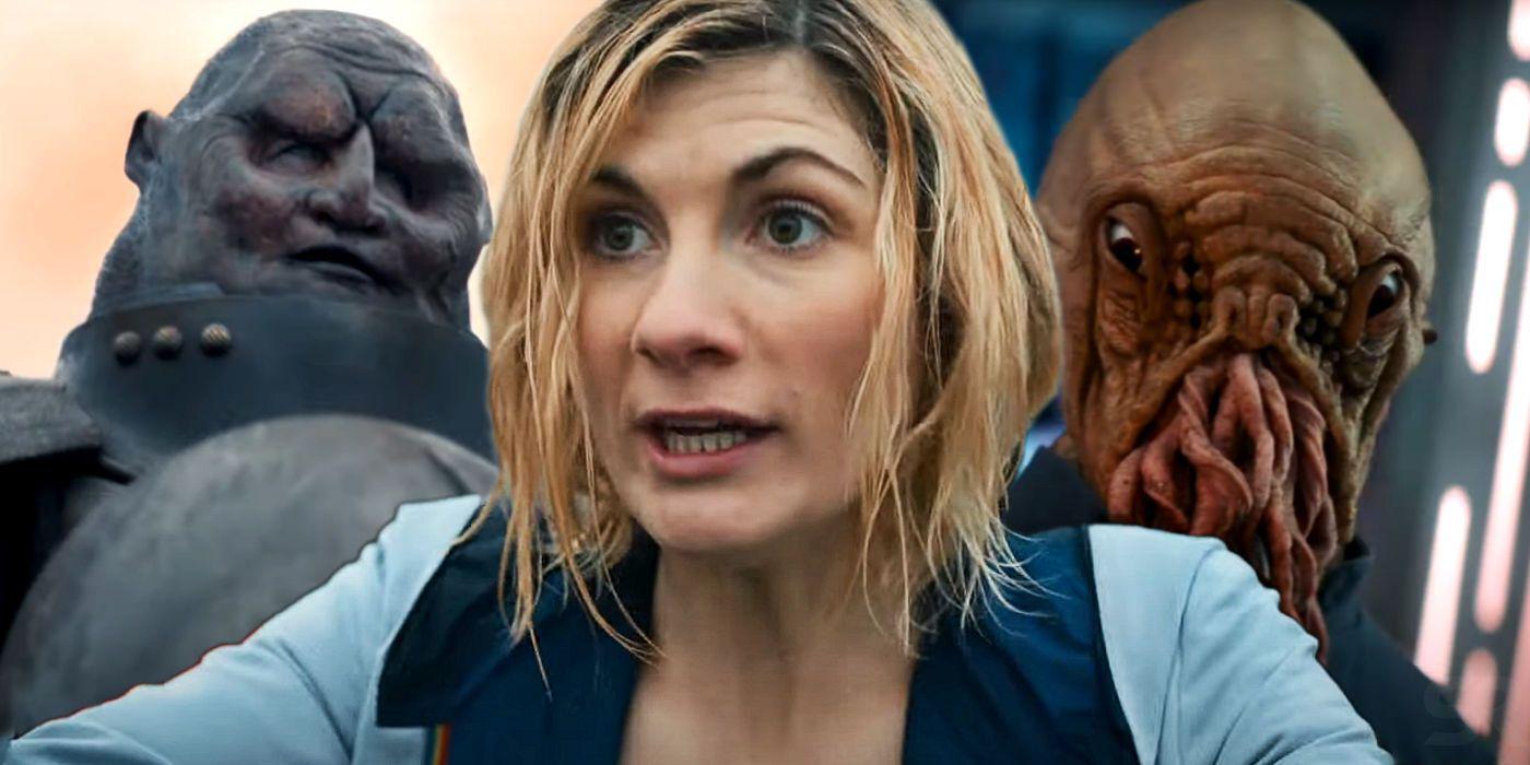 Doctor Who Flux Trailer Breakdown: Every Season 13 Reveal & Secret