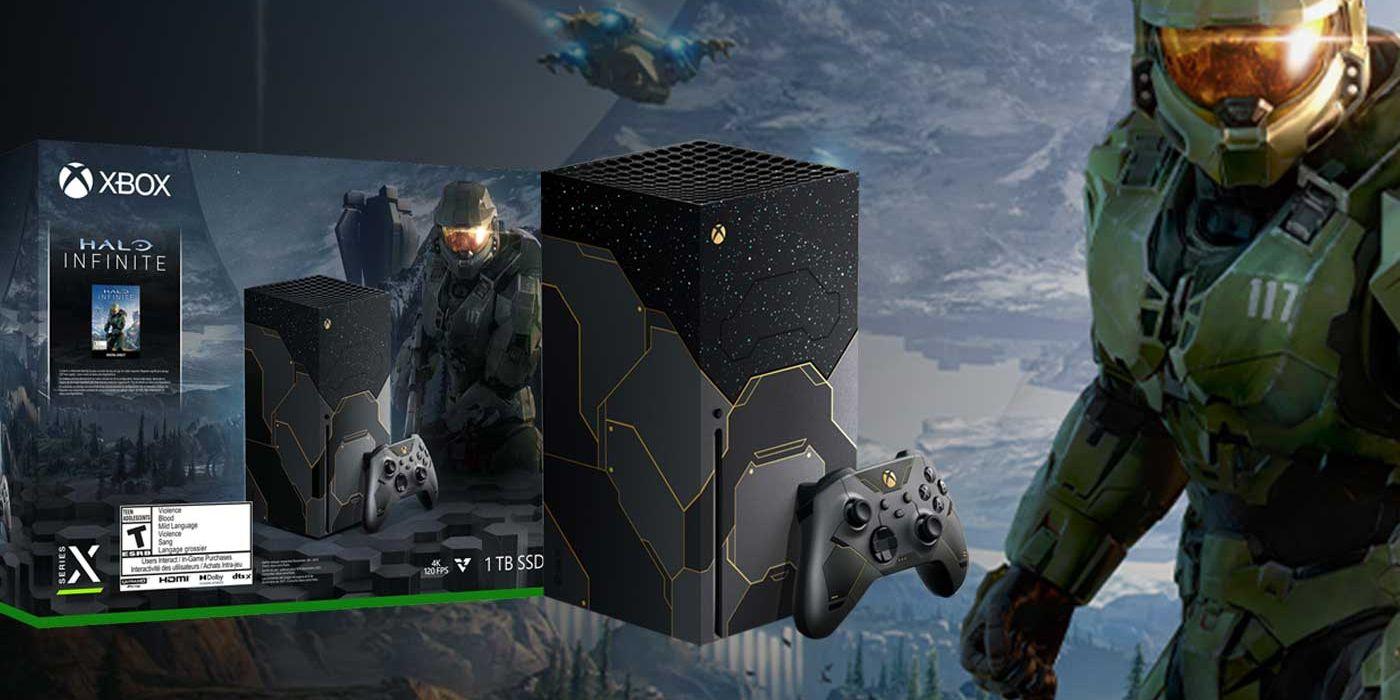 Halo Infinite Xbox Series X Pre-Orders Open For GameStop Pro Members