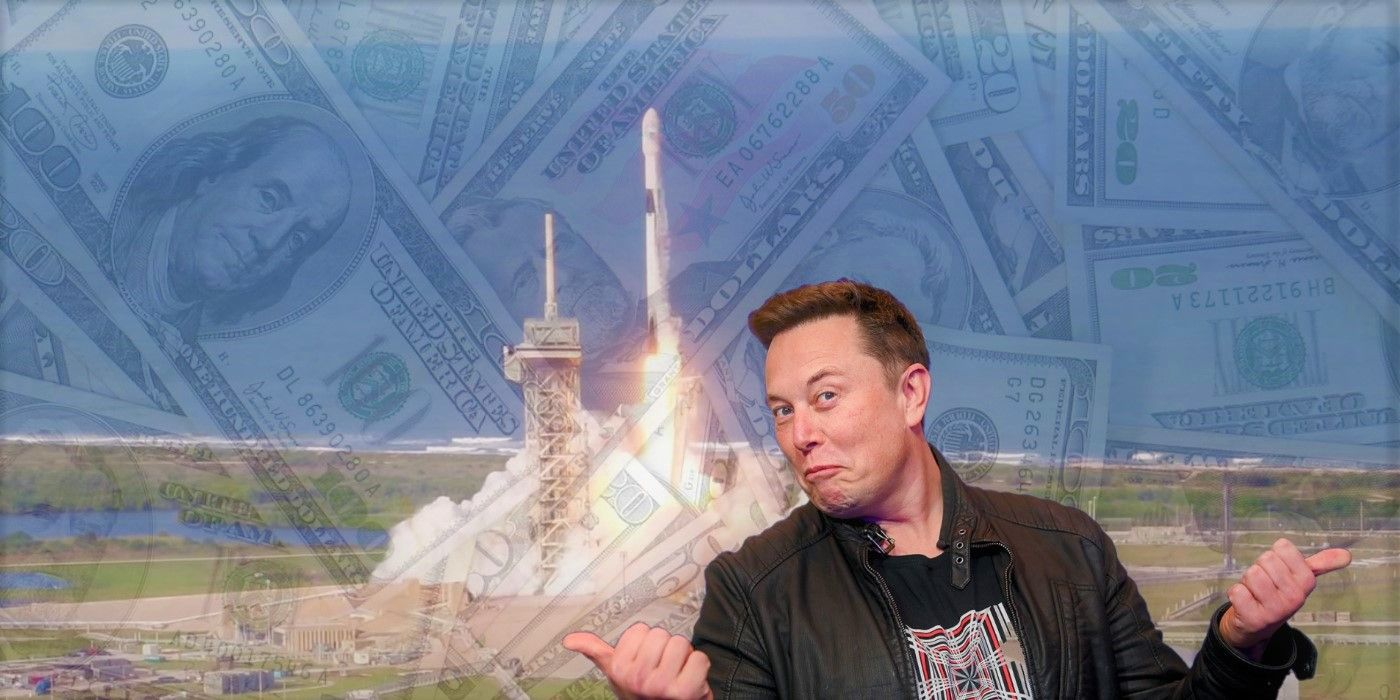 Why SpaceX Could Help Elon Musk Become World's First Trillionaire