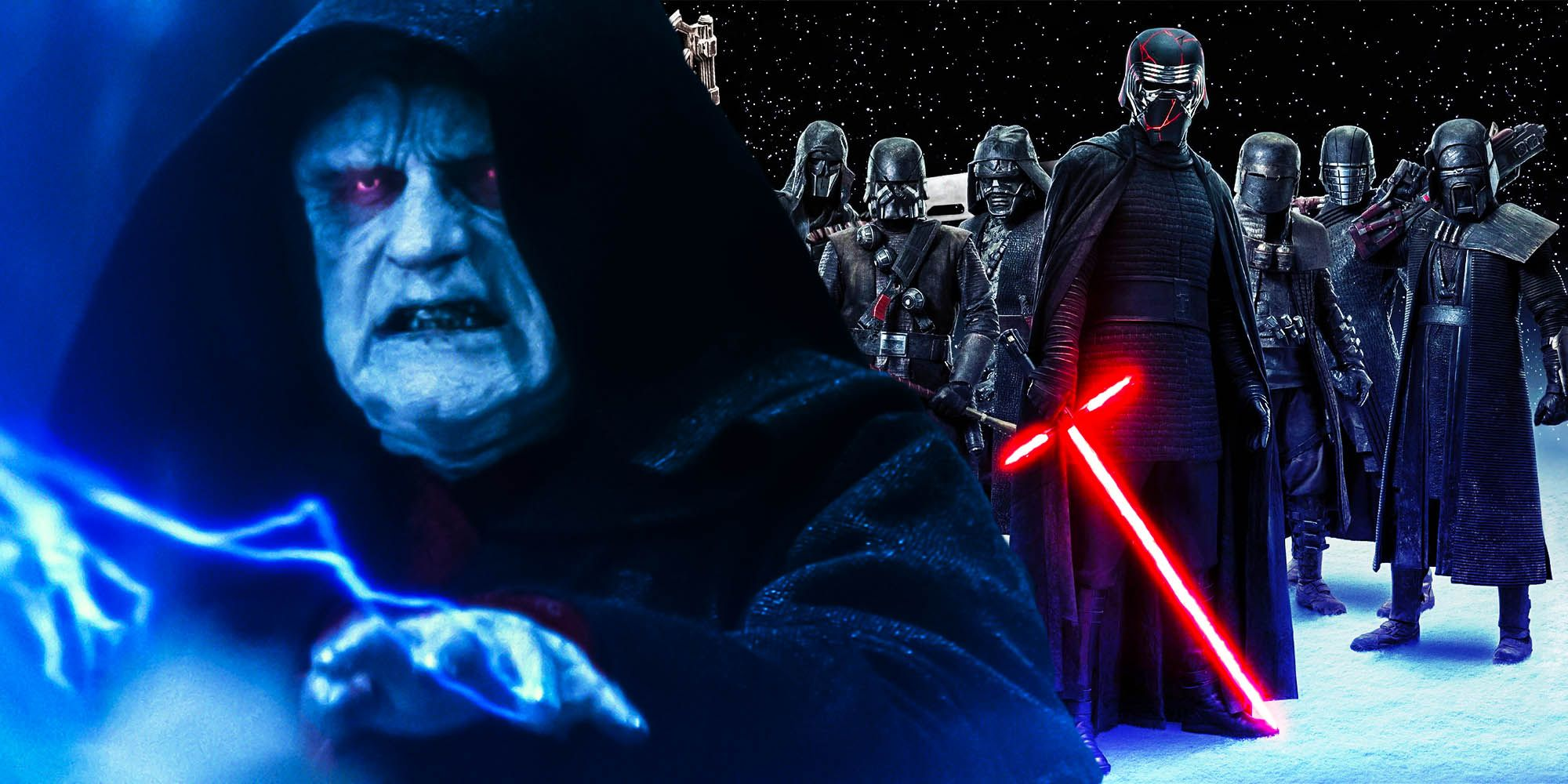 Star Wars: How The Knights of Ren Are Different From The Sith