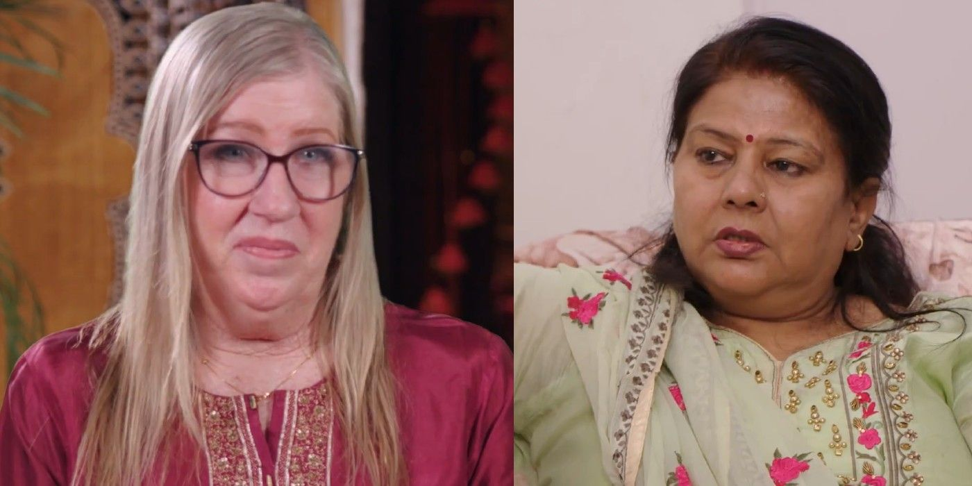 90 Day Fiancé: Jenny Rejects Sumit s Mom Sadhna s Cunning Plan