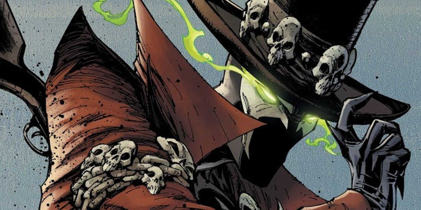 Who is the Spawn Universe s New Star, Gunslinger Spawn?