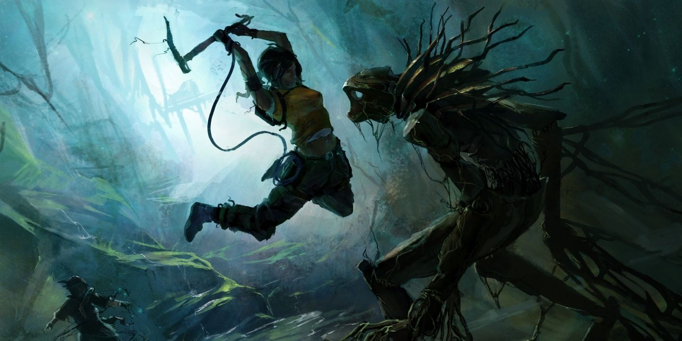 Canceled Tomb Raider Game Had Terrifying, Silent Hill-Style Enemies