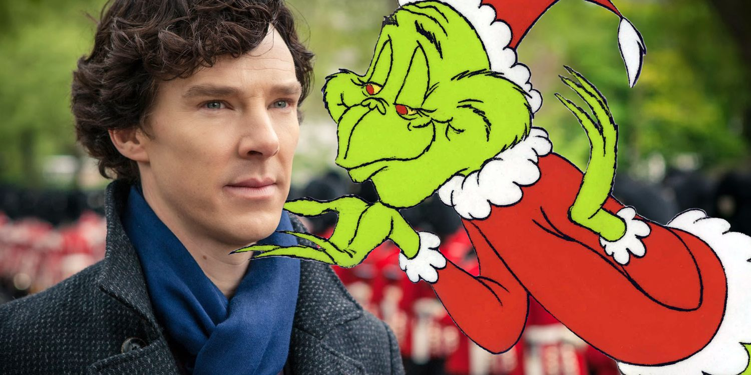 The Grinch Who Stole Christmas Cast.Benedict Cumberbatch Voicing The Grinch In New How The