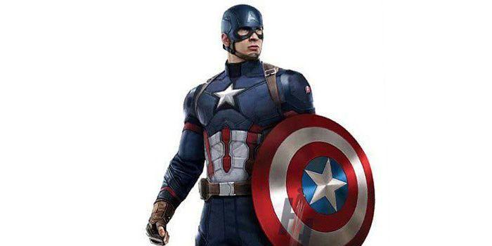 Captian America Civil War