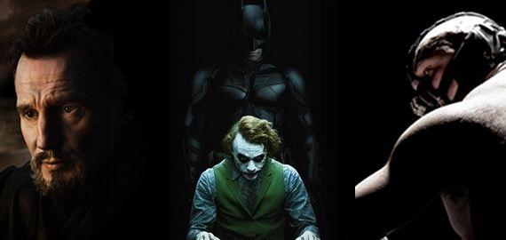 Fan Made Dark Knight Rises Trailer Dragon Tattoo Style