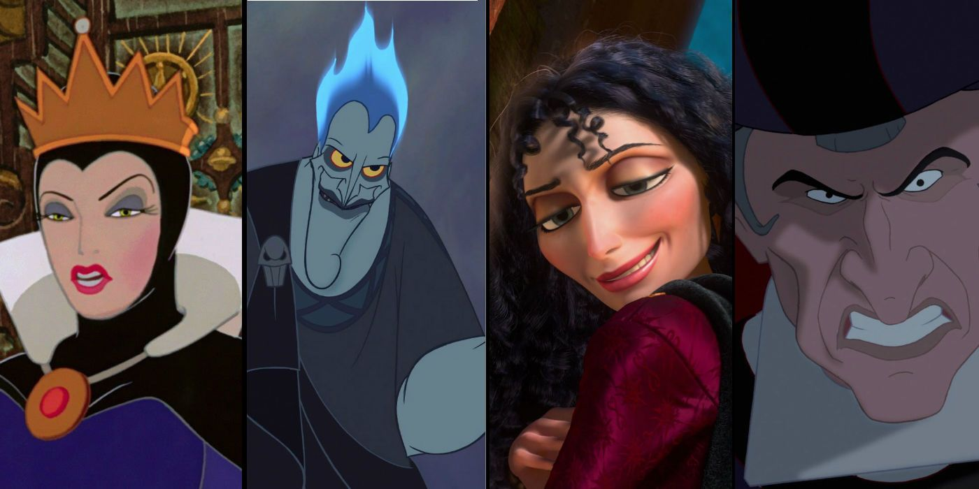 20 Best Disney Villains Of All Time, Ranked
