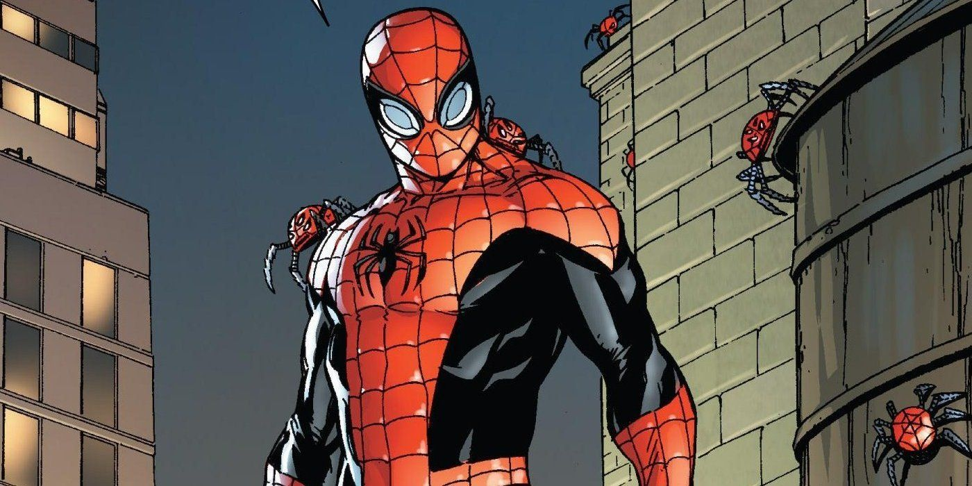 superior spider man web shooters
