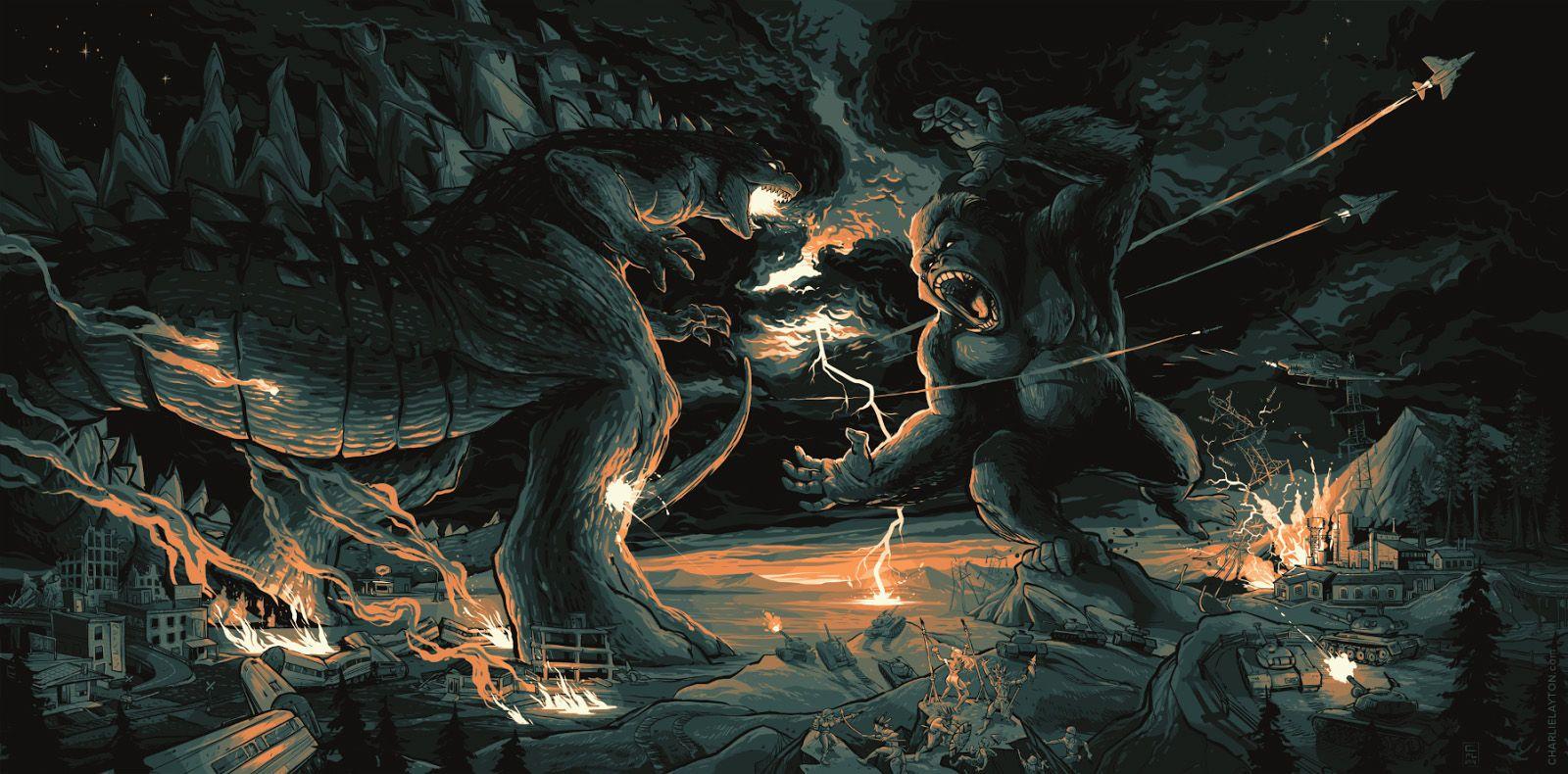Godzilla vs Kong Will Be a 'Dark' Movie | ScreenRant