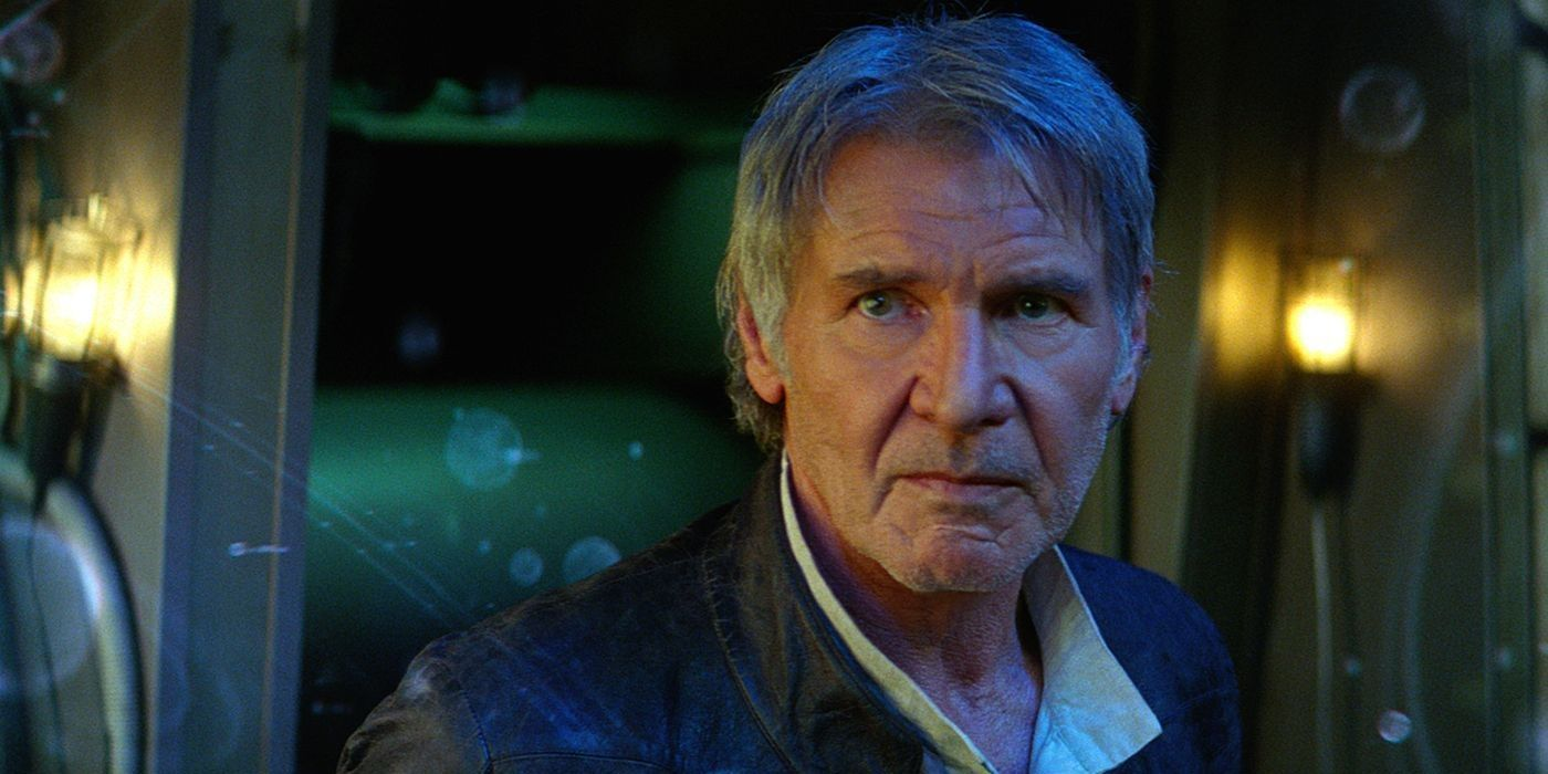 Star Wars: Harrison Ford Didn't Care About Passing Torch
