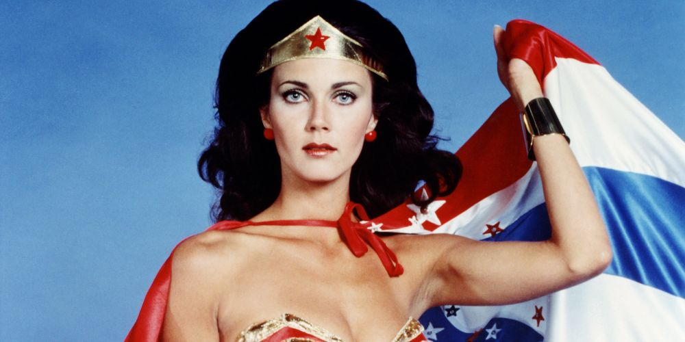 Lynda Carter's Wonder Woman Almost Cameoed In Batman vs. Two-Face