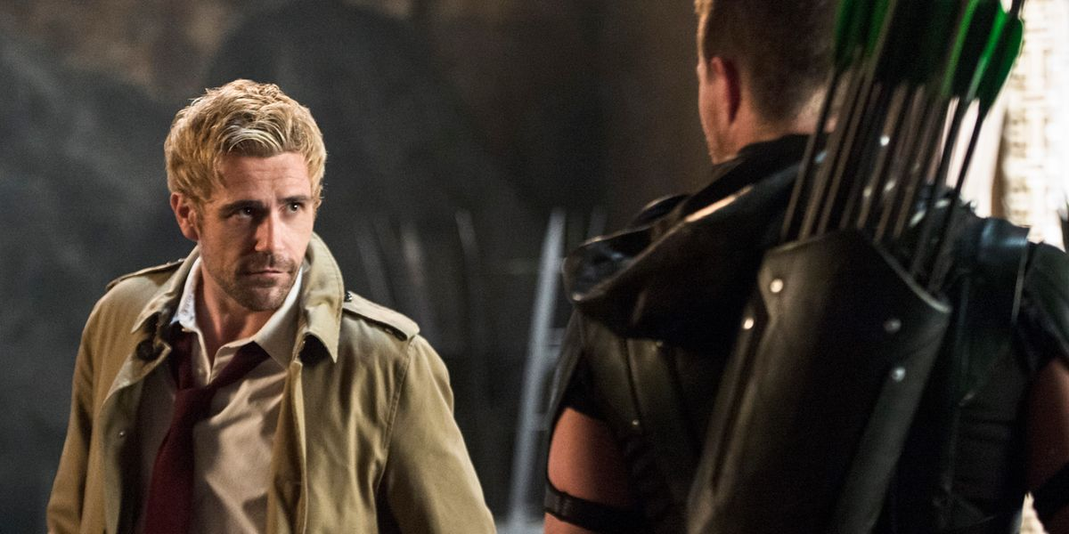 Arrow Producer Says Constantines Tattoo Will Save Oliver