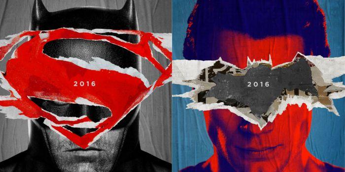 Batman V Superman Dawn Of Justice Teaser Posters The Bat Vs Alien