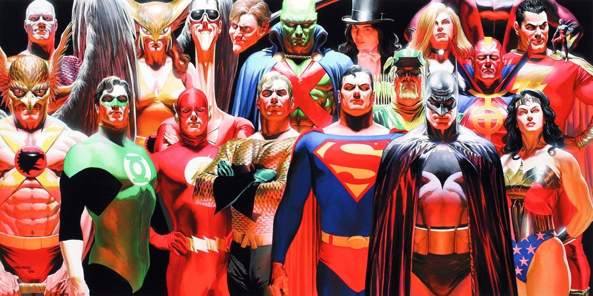 Batman v Superman Will See Entire Justice League 'Standing Together'