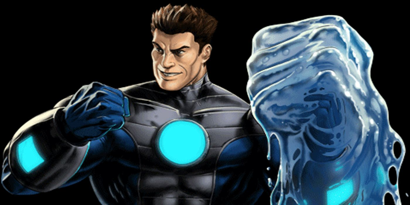 hydro man for the spidey sequel? why not? : marvelstudios