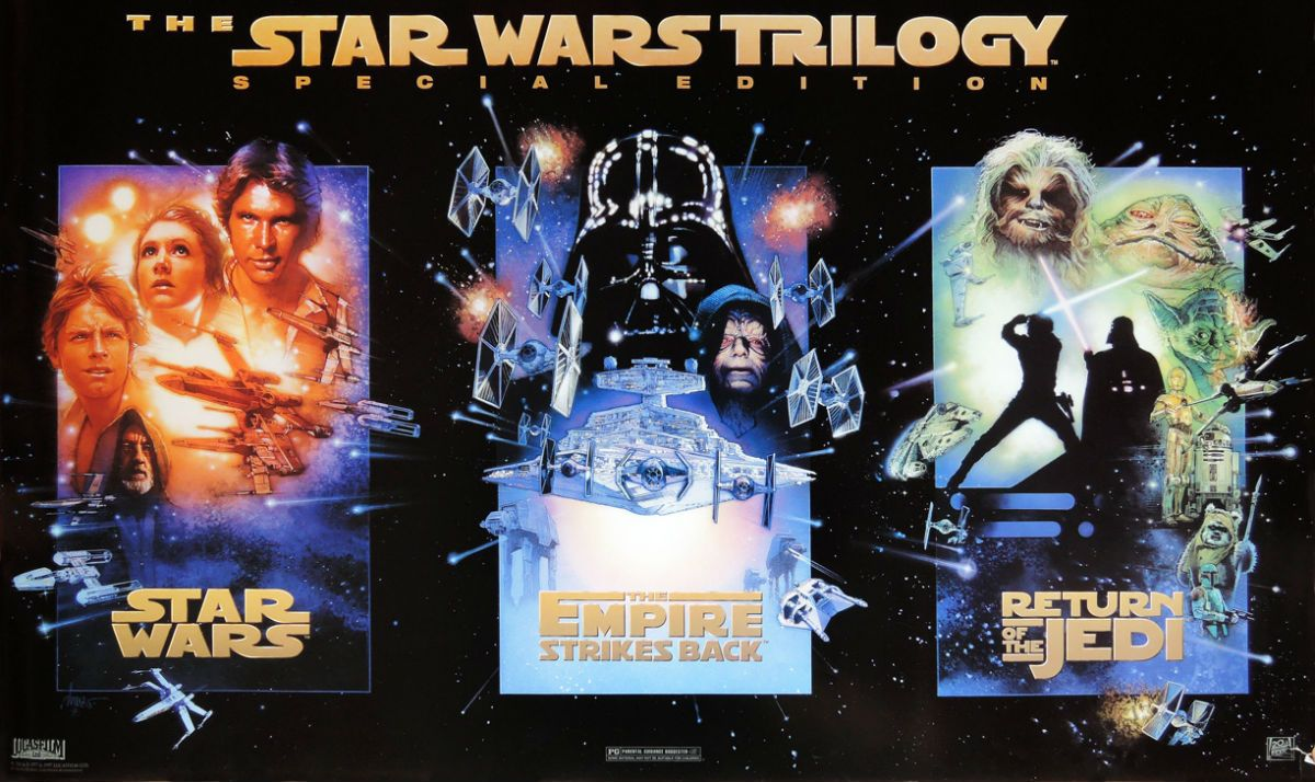 Star Wars Original Trilogy Changes The Good Bad And Ugly Dvd Film  Rebels Season 1