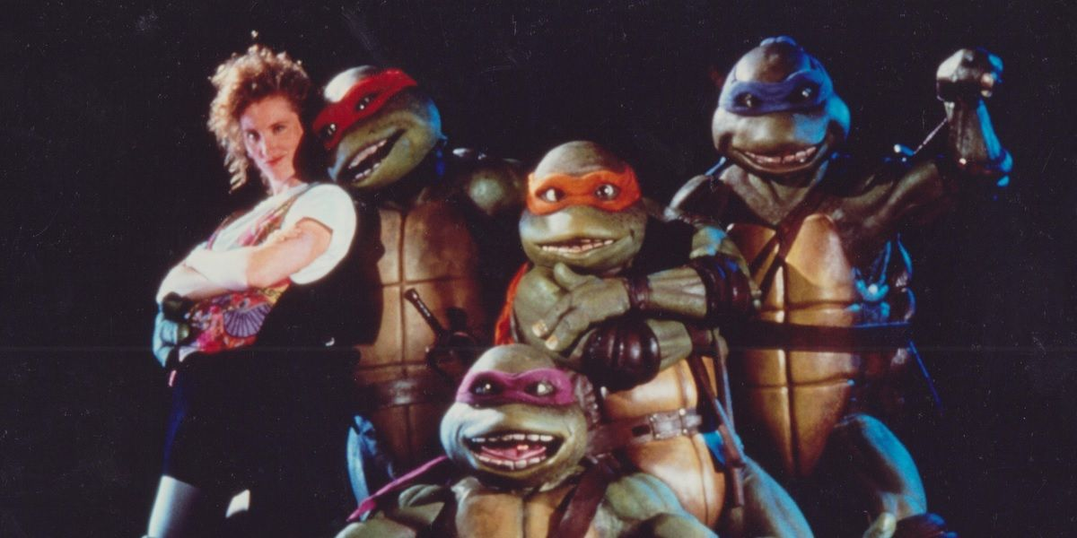 10 Reasons The 1990 Tmnt Movie Is Still Great Screenrant