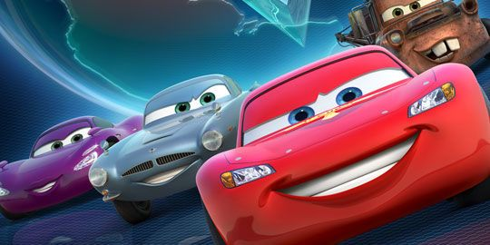 The Complete Cars 2 New Character Guide Screenrant