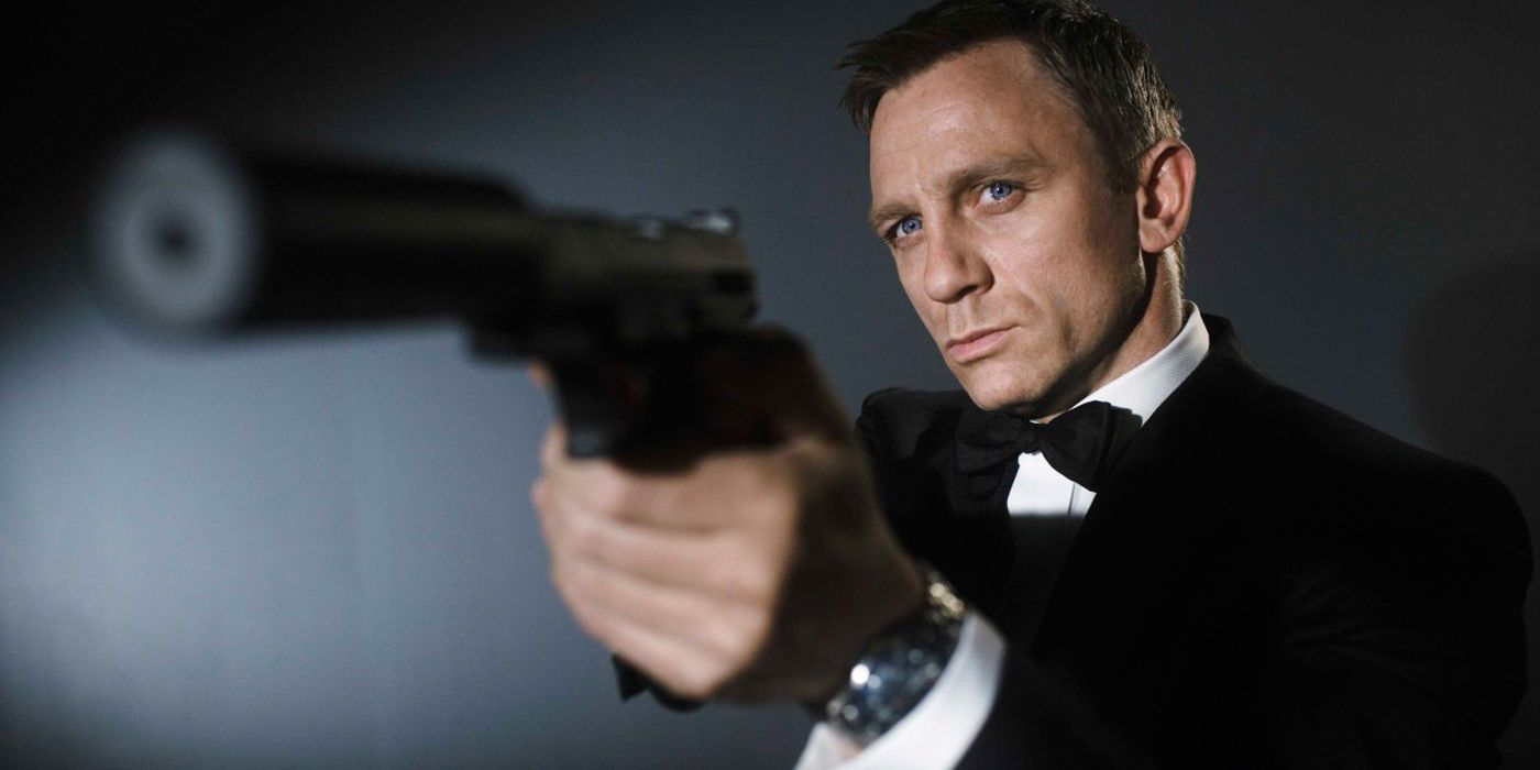 Report: Daniel Craig Offered $150 Million For 2 More James Bond Movies