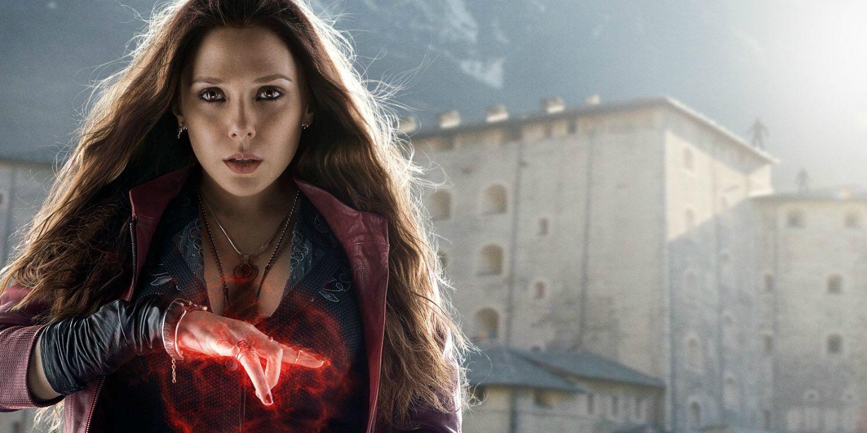 Scarlet vision aesthetic superheroes t marvel scarlet - Scarlet witch boobs ...