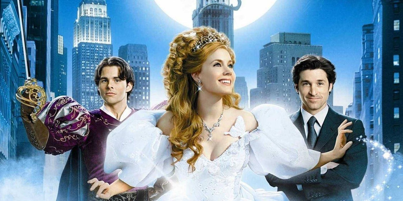 Disney's Enchanted 2 Gets a New Director; May Start ...May In Enchanted