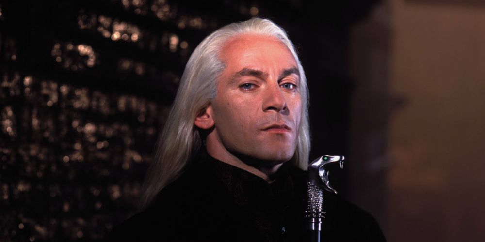 Harry Potter: Jason Isaacs Wanted to Play Gilderoy Lockhart