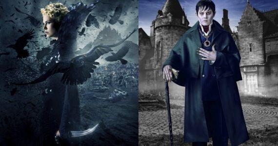 New 'Snow White and the Huntsman' Featurette & 'Dark ...