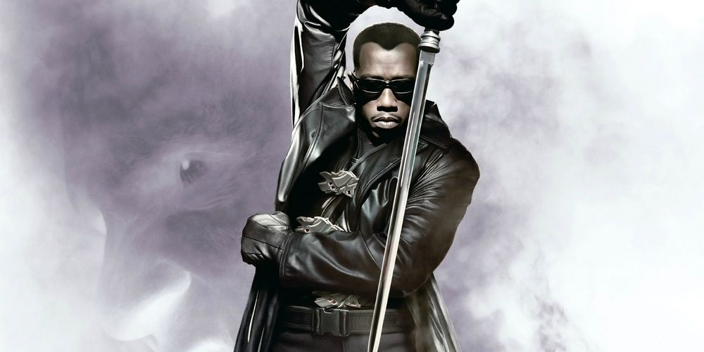 Wesley Snipes Doesnt Want Anyone Else To Play Blade