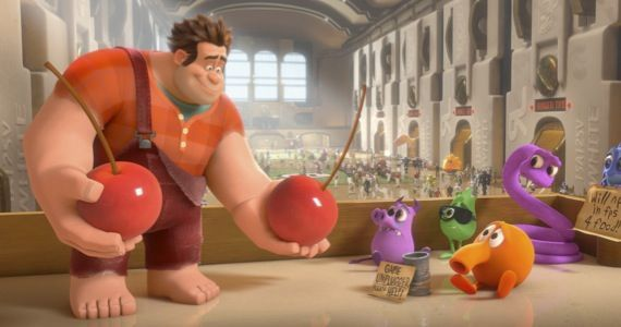 'Wreck-It Ralph' Trailer: Disney's 'Toy Story' with Video ... Wreck It Ralph Trailer Toy Story